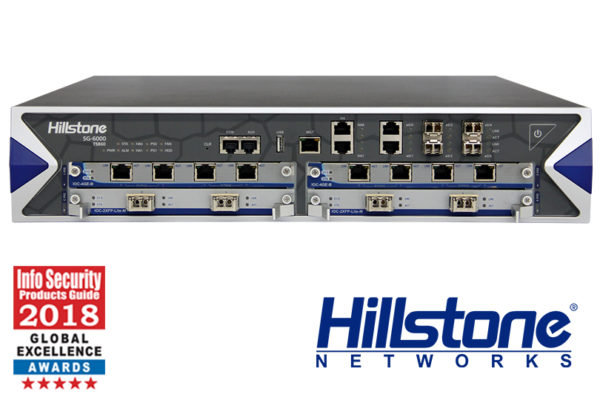 Hillstone Networks have won yet another award for the Info Security Products Awards for 2018