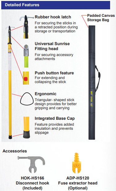 telescopic-hot-stick-spec